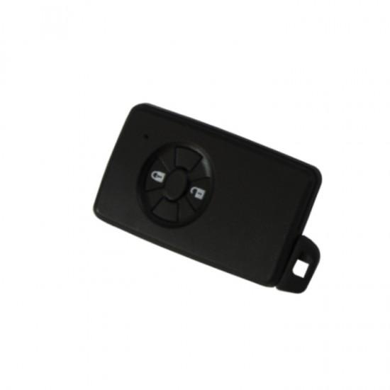 Κέλυφος Κλειδιού Αυτοκινήτου Smartkey Toyota με 2 Κουμπιά