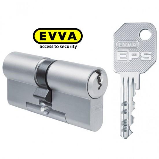 Evva Eps Key Κύλινδρος Ασφαλείας με Προστασία Αντιγραφής Κλειδιού