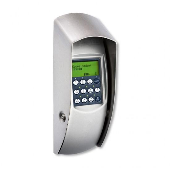 Προστατευτικό Κάλυμμα Πληκτρολογίου Ηλεκτρονικής Κλειδαριάς Tse Stainless Steel Cover EBL SB