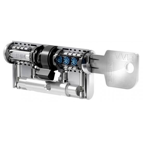 Κύλινδρος Υπερασφαλείας Evva Mcs με Μαγνητικό κλειδί Νέας Τεχνολογίας