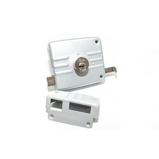 Κουτιαστή Κλειδαριά Iseo με Κλειδί Ασφαλείας