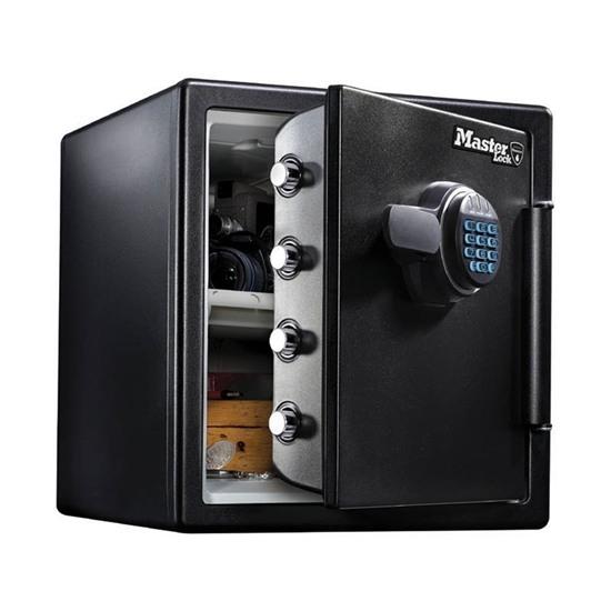 Ενισχυμένο Πυρασφαλή Χρηματοκιβώτιο Masterlock XL LFW123FTC