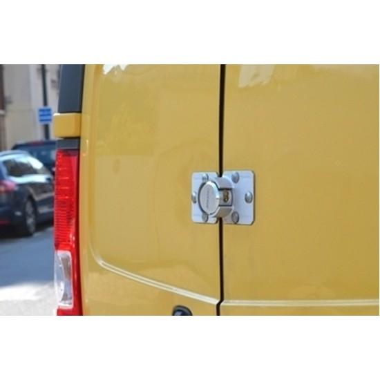 Masterlock 736D Κλειδαριά για Πόρτα Φορτηγού Υψίστης Ασφάλειας