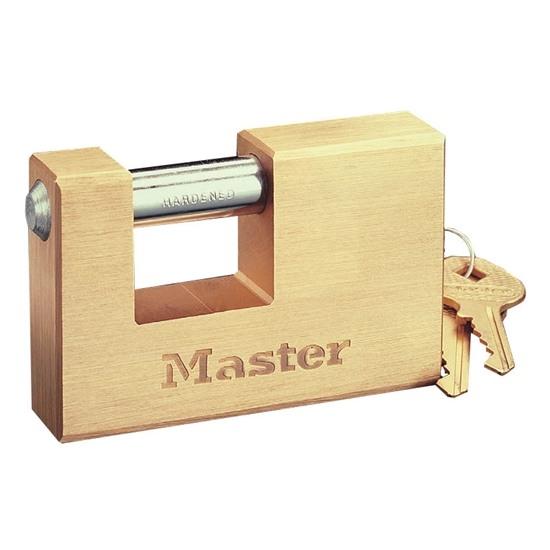 Λουκέτο Τάκου Ασφαλείας Masterlock με Διπλό Κλείδωμα