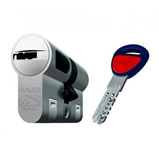 New Wave 5 Κύλινδρος Υψίστης Ασφάλειας για Θωρακισμένη Πόρτα