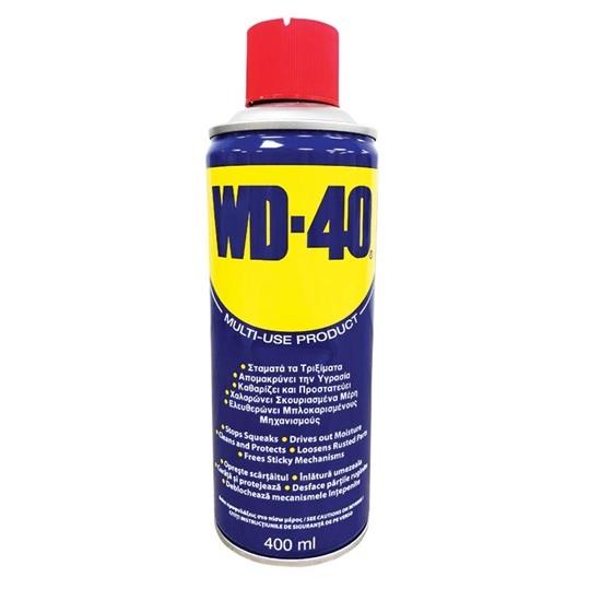 WD-40 ΣΠΡΕΙ ΑΝΤΙΣΚΩΡΙΑΚΟ (400ML)
