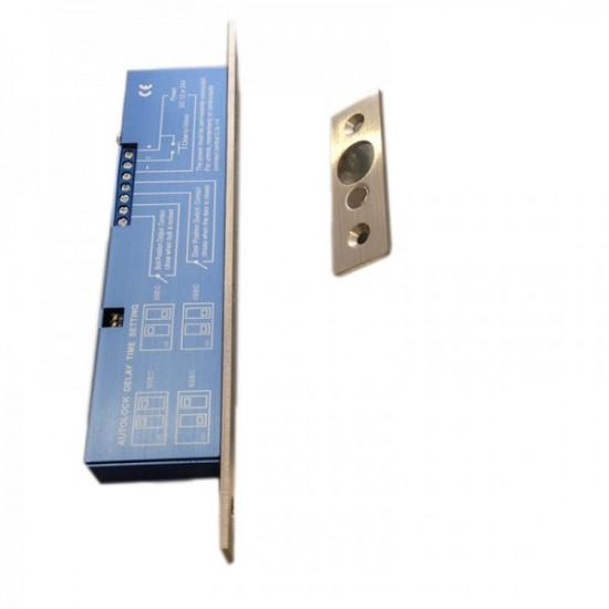 JEB-250 Χωνευτός Ηλεκτροπίρος για όλων των Ειδών τις Πόρτες