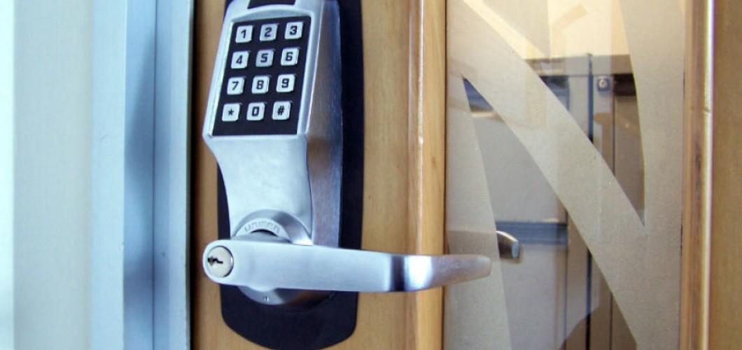 Κλειδαριές αυτόματου κλειδώματος για πολυκατοικίες