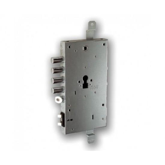 Ηλεκτρομηχανική Κλειδαριά Iseo Fiam X1R Easy Θωρακισμένης Πόρτας αυτόματου Κλειδώματος