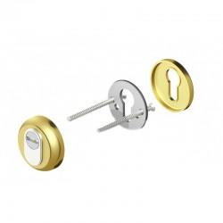 Defender Κυλίνδρου Ξύλινης Πόρτας Disec OR02D1 - Χρυσό